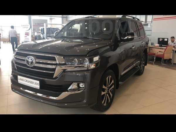 Toyota Land Cruiser, 2019 год, 6 044 000 руб.