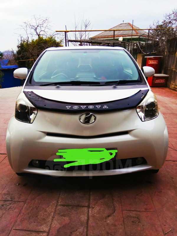 Toyota iQ, 2009 год, 470 000 руб.