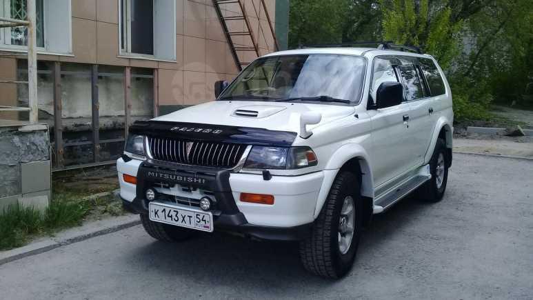 Mitsubishi Challenger, 1999 год, 595 000 руб.