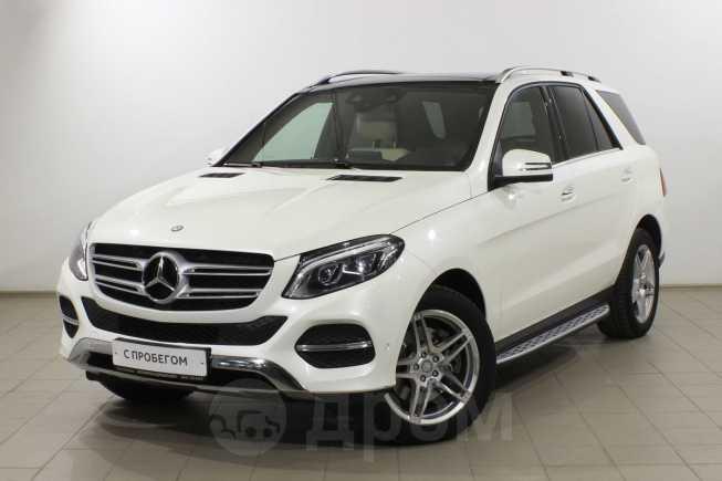 Mercedes-Benz GLE, 2015 год, 2 960 000 руб.