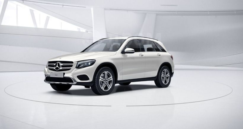 Mercedes-Benz GLC, 2018 год, 2 750 053 руб.