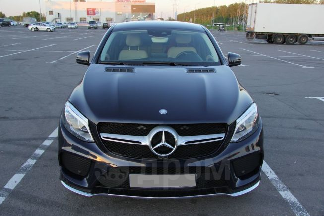 Mercedes-Benz GLE Coupe, 2015 год, 3 999 990 руб.