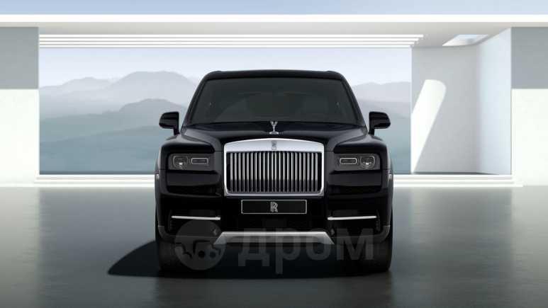 Rolls-Royce Cullinan, 2019 год, 32 500 000 руб.