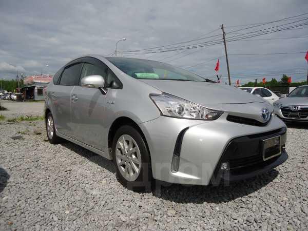 Toyota Prius a, 2016 год, 1 030 000 руб.