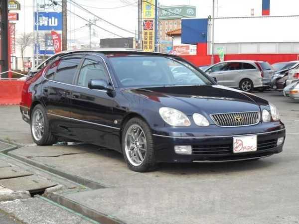 Toyota Aristo, 2002 год, 365 000 руб.
