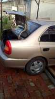 Hyundai Accent, 2005 год, 170 000 руб.