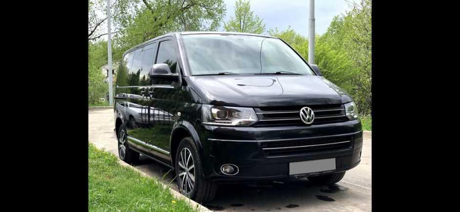 Volkswagen Multivan, 2013 год, 1 850 000 руб.