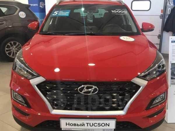 Hyundai Tucson, 2019 год, 1 799 000 руб.