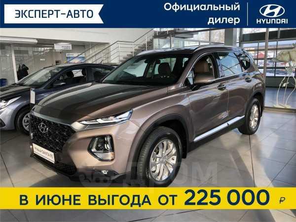 Hyundai Santa Fe, 2019 год, 2 239 000 руб.