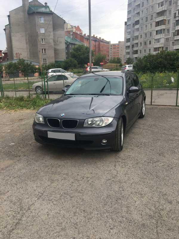 BMW 1-Series, 2006 год, 380 000 руб.