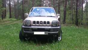 Новосибирск Jimny Sierra 2007