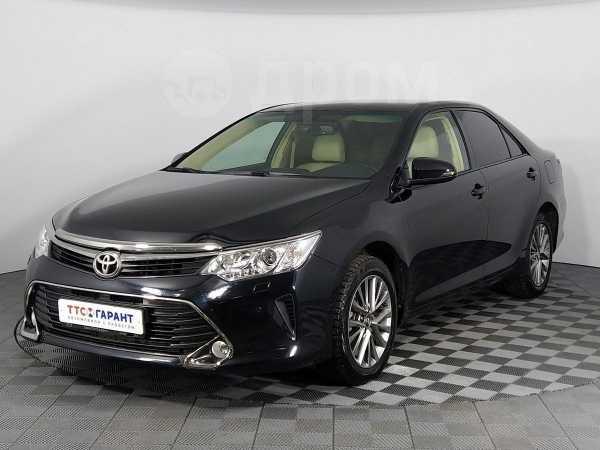 Toyota Camry, 2016 год, 1 118 000 руб.
