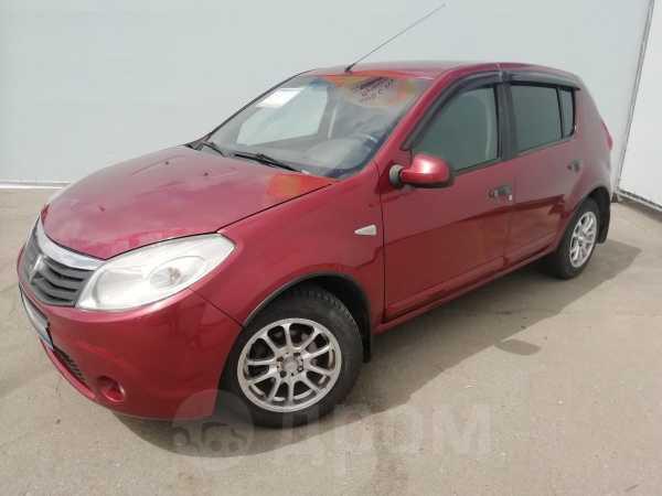 Renault Sandero, 2010 год, 329 000 руб.