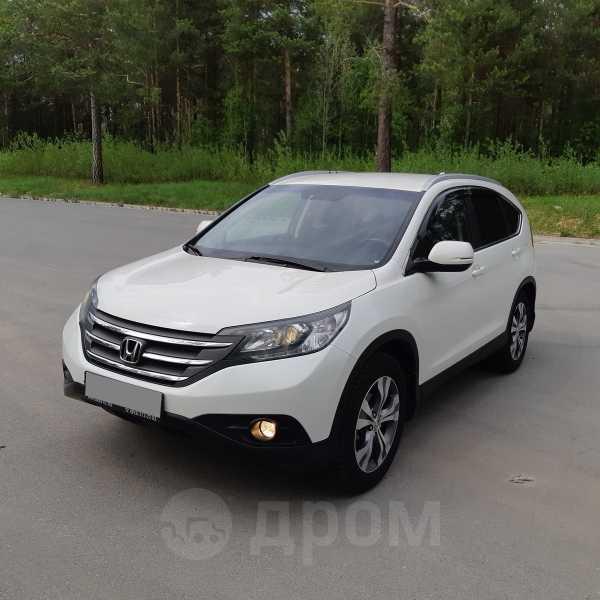 Honda CR-V, 2013 год, 1 370 000 руб.