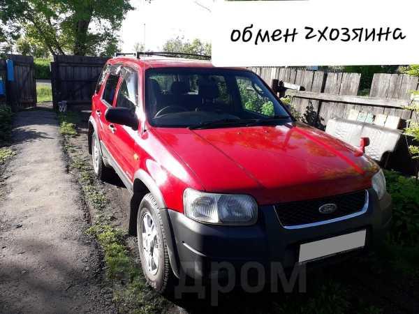 Ford Escape, 2001 год, 325 000 руб.