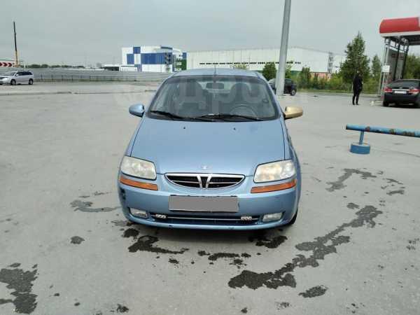 Daewoo Kalos, 2002 год, 155 000 руб.