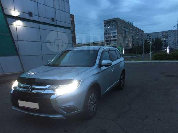 Mitsubishi Outlander, 2017 год, 1 365 000 руб.
