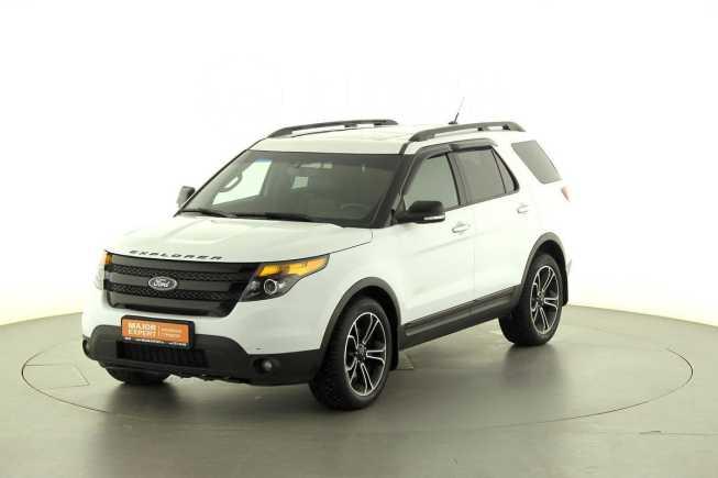 Ford Explorer, 2015 год, 1 450 000 руб.