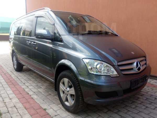 Mercedes-Benz Viano, 2011 год, 1 650 000 руб.