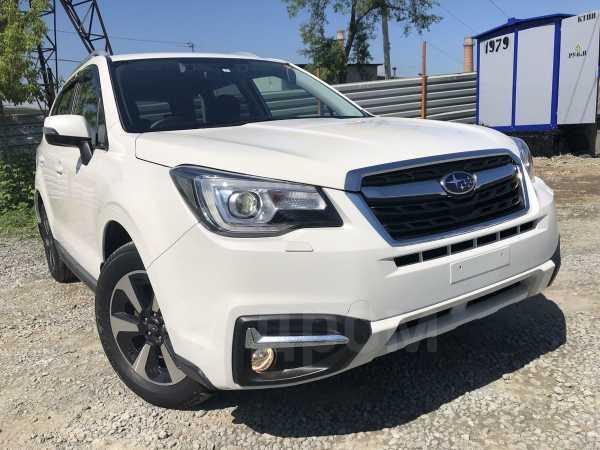 Subaru Forester, 2017 год, 1 475 000 руб.