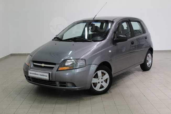 Chevrolet Aveo, 2006 год, 240 000 руб.