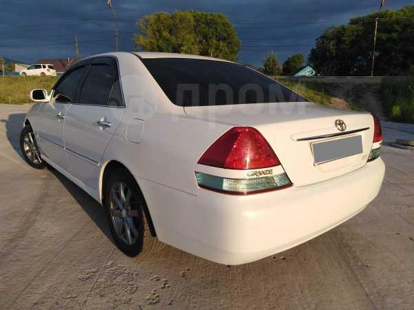 Toyota Mark II, 2004 год, 410 000 руб.