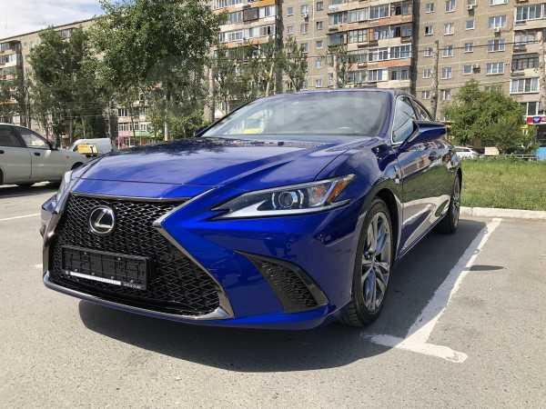 Lexus ES350, 2018 год, 3 750 000 руб.
