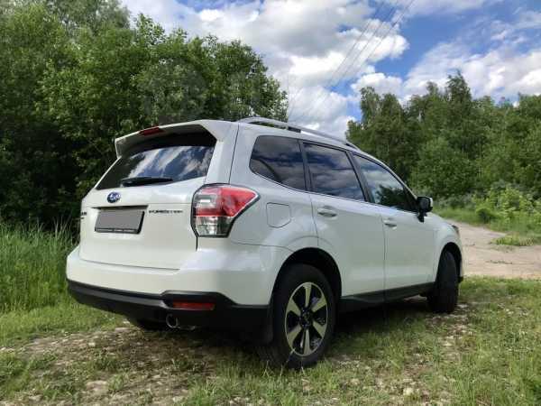 Subaru Forester, 2018 год, 1 840 000 руб.