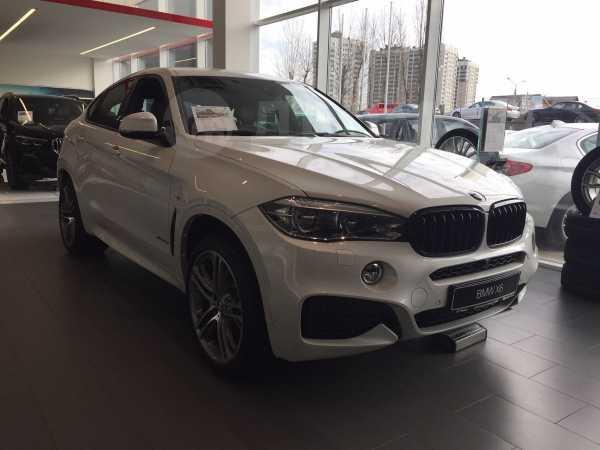 BMW X6, 2018 год, 6 220 000 руб.