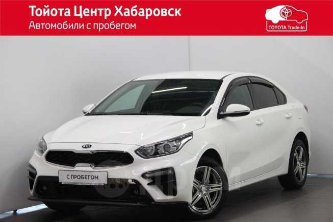 Kia Cerato, 2018 год, 1 190 000 руб.