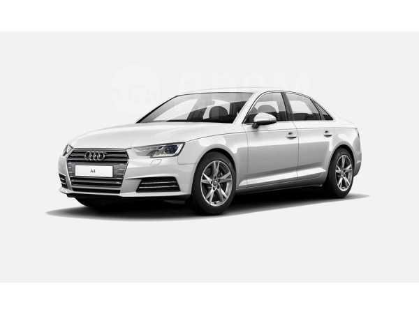 Audi A4, 2018 год, 3 316 204 руб.