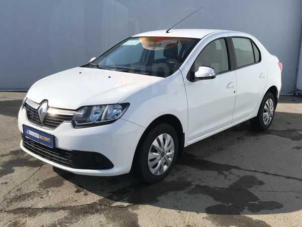 Renault Logan, 2017 год, 589 000 руб.