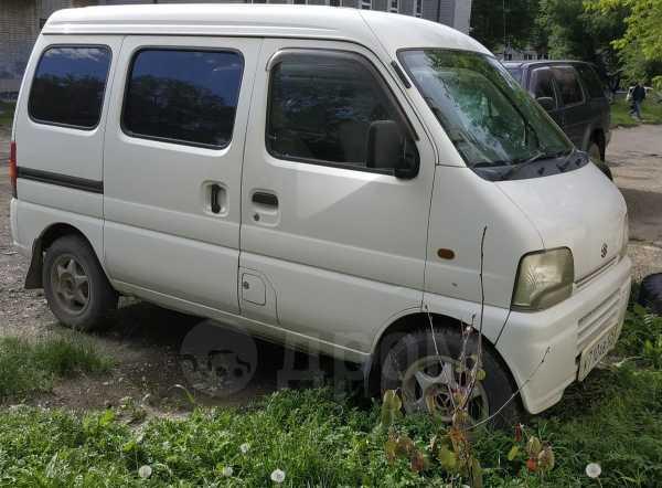 Suzuki Every, 2002 год, 145 000 руб.