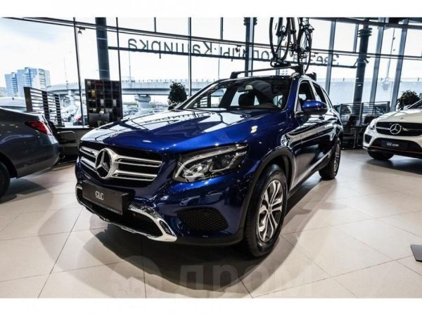 Mercedes-Benz GLC, 2019 год, 2 797 453 руб.