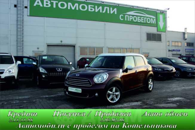 Mini Countryman, 2013 год, 799 000 руб.