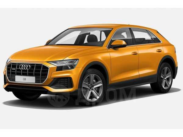 Audi Q8, 2019 год, 6 353 515 руб.