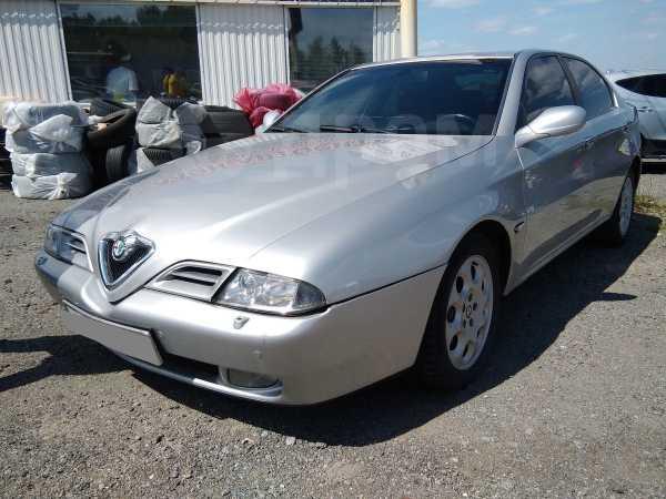 Alfa Romeo 166, 2002 год, 239 000 руб.