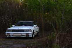 Хабаровск Laurel 1987