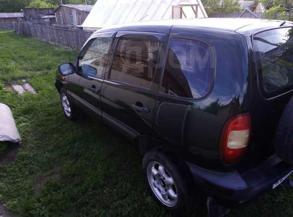 Chevrolet Niva, 2003 год, 215 000 руб.