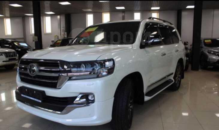 Toyota Land Cruiser, 2018 год, 5 200 000 руб.