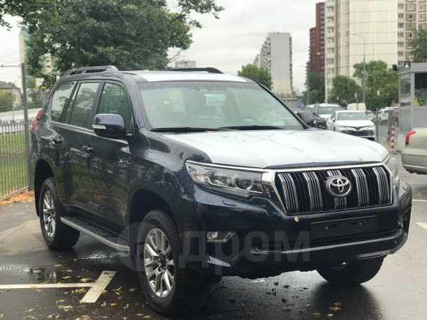 Toyota Land Cruiser Prado, 2019 год, 3 594 000 руб.