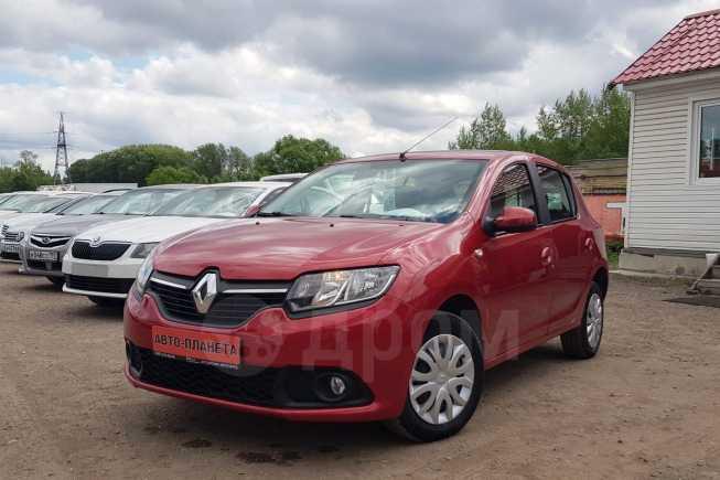 Renault Sandero, 2015 год, 469 000 руб.
