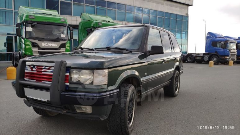 Land Rover Range Rover, 1999 год, 330 000 руб.