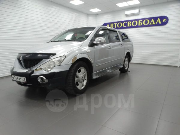 SsangYong Actyon Sports, 2007 год, 330 000 руб.