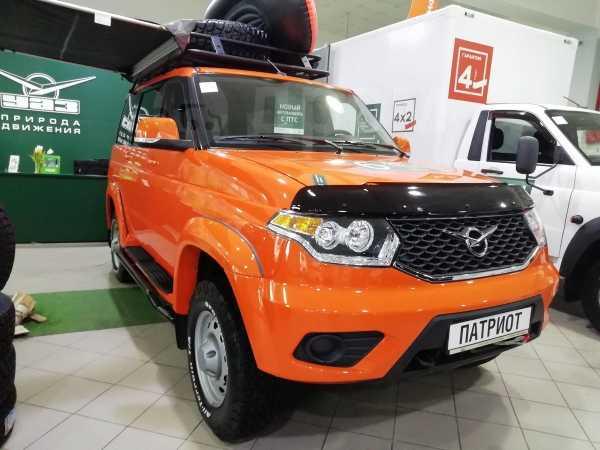 УАЗ Патриот, 2019 год, 1 080 000 руб.