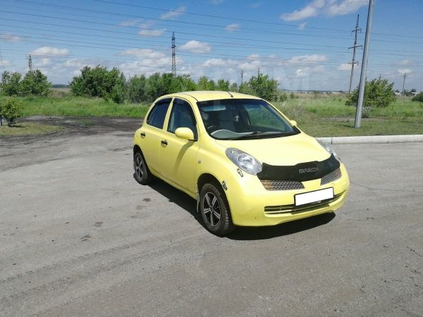 Nissan March, 2003 год, 171 000 руб.