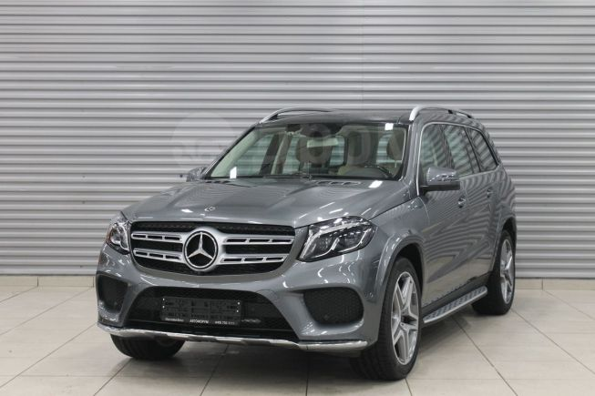 Mercedes-Benz GLS-Class, 2019 год, 7 143 000 руб.