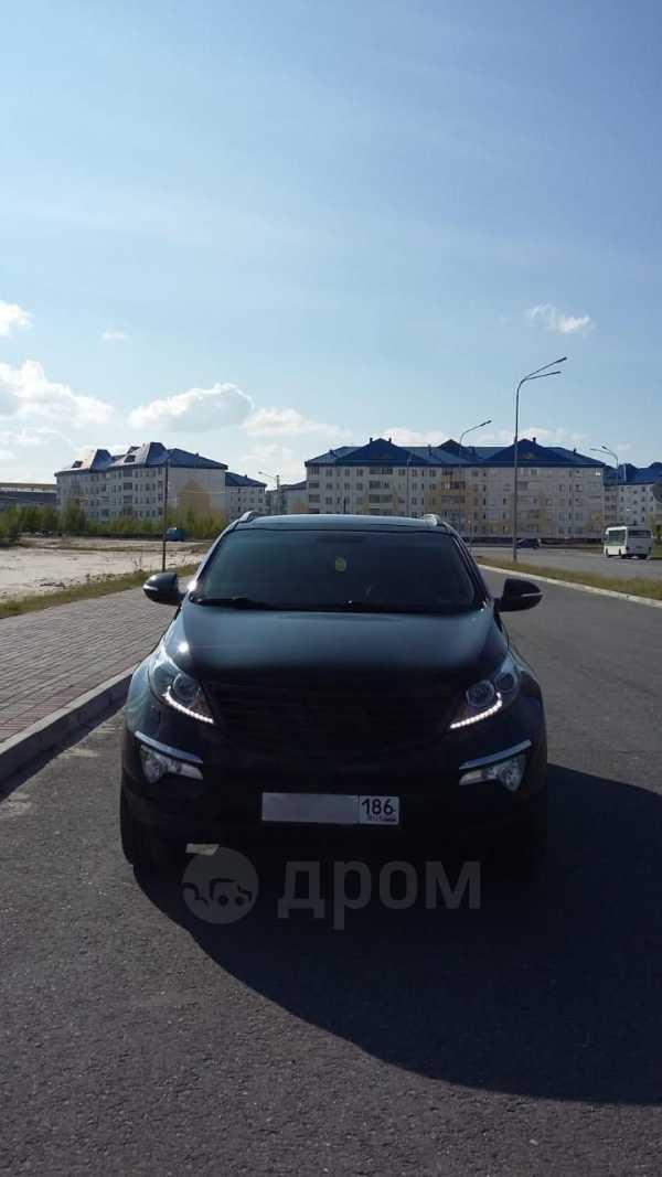 Kia Sportage, 2013 год, 1 049 000 руб.