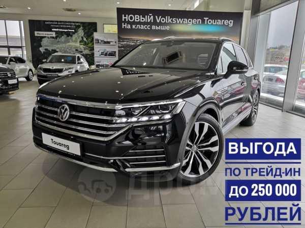 Volkswagen Touareg, 2018 год, 4 675 000 руб.