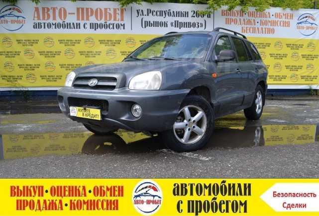 Hyundai Santa Fe Classic, 2007 год, 365 000 руб.